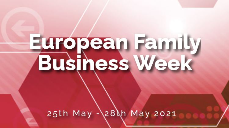 Abiertas las inscripciones para la European Family Businesses Week 2021